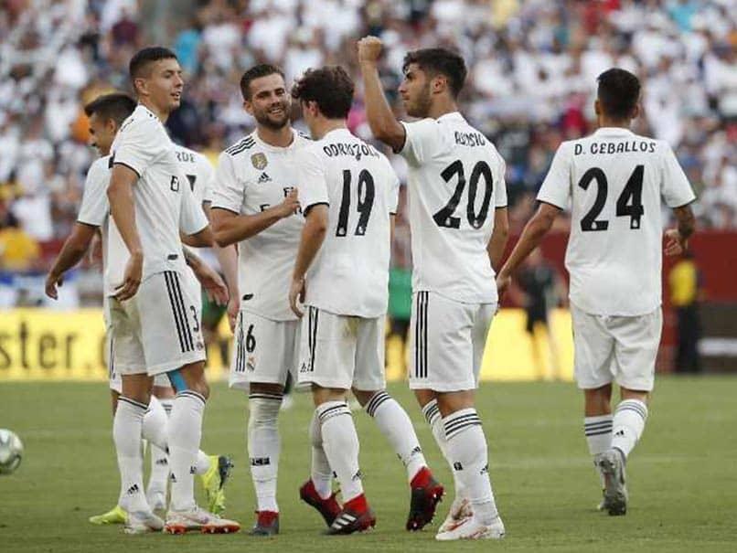 Marco Asensio Scores Twice As Real Madrid Beat Juventus 3-1