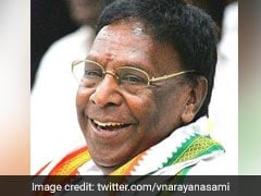 Puducherry Chief Minister Urges President Kovind To Intervene, Recall Kiran Bedi