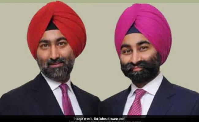 Ex-Fortis Promoter Shivinder Singh Accuses Brother Of Forging Signature