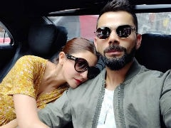 Anushka Sharma And Virat Kohli's Lovely Selfie Is All You Want To See Today