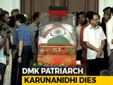 Video : Karunanidhi Burial At Marina Beach? Hearing To Resume At 8 AM