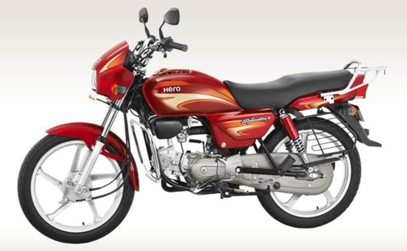 The Hero Splendor is number one in the two-wheeler sales charts in June 2019