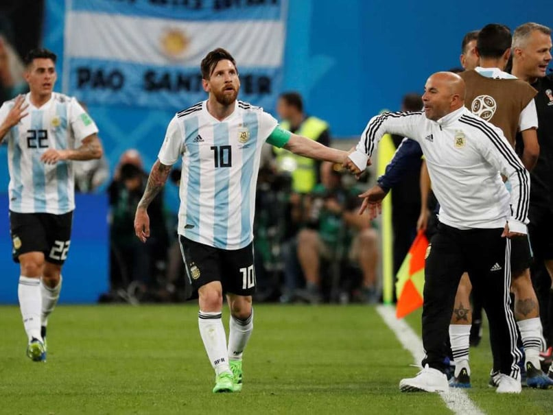 Argentina sack Sampaoli after chaotic World Cup