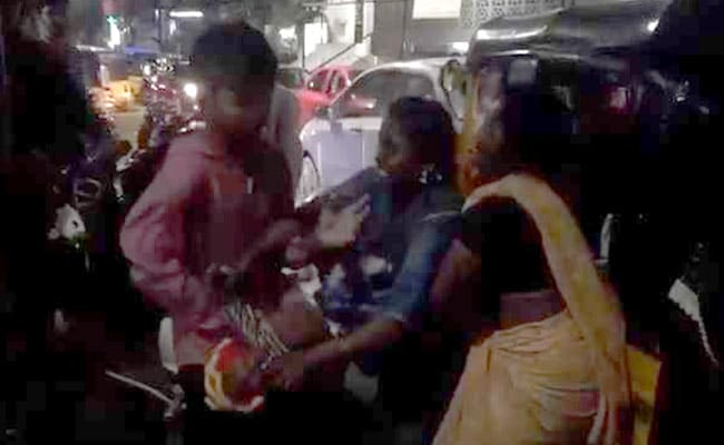 Hyderabad Baby Caught In Parents' Quarrel Flung To Ground By Mother