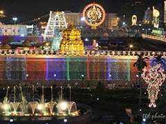Ban On Entry At Tirupati Temple For 6 Days In August Over Vedic Ritual