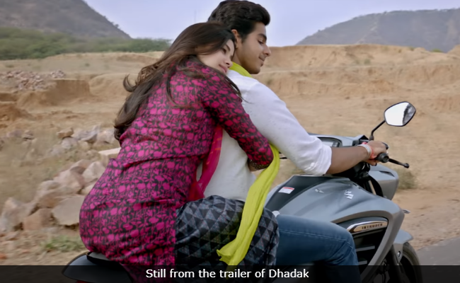 Dhadak Movie Review Janhvi Kapoor And Ishaan Khatter Cant Enliven