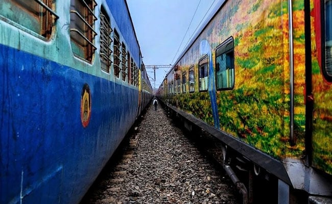 Record Attendance Of 76 Per Cent In Railway Recruitment Exam: Ministry