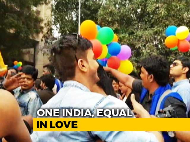 Video : Landmark Verdict On Homosexuality Holds Out Hope For All Minorities: Activists