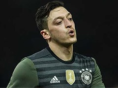 German FA Boss Rejects Mesut Ozil Racism Charge, But Admits Mistake