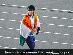 Neeraj Chopra Says He Wants To Give His Best At Asian Games 2018