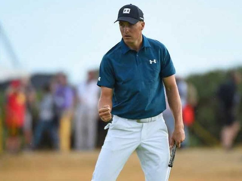 The Open: Jordan Spieth Aims To Retain Title But Tiger Woods Lurks