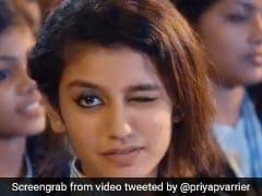 प्रिया प्रकाश वारियर ने जब स्टेज पर चलाए थे 'नैनों के तीर', वायरल हुआ Video