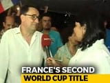 Video: I Was Confident That France Will Lift The Trophy, Says French Ambassador