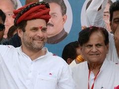 अहमद पटेल के निधन पर राहुल गांधी ने जताया शोक, कहा- उन्होंने कांग्रेस को जिया था