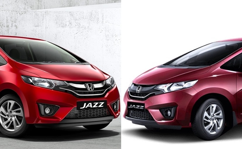 2018 Honda Jazz Vs Old Spot The Difference