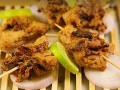 मटन बोटी कबाब