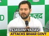Video : Government Knew Of Muzaffarpur Shelter Home Rapes: Tejashwi Yadav