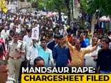 Video : 500-Page Charge-Sheet Filed In Mandsaur Gang-Rape Case