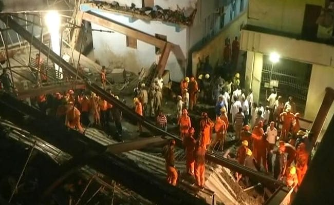 1 Dead, 17 Injured As Scaffolding Collapses At Chennai Construction Site