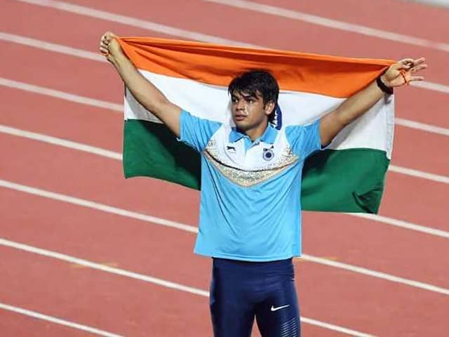 Neeraj Chopra, Indias Flag-Bearer, Aims For Gold On Asian Games Debut