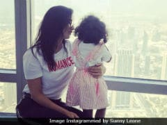 Warning: This Pic Of Sunny Leone And Daughter Nisha Will Give You Major Feels