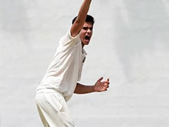 Arjun Tendulkar Claims Maiden International Wicket, Vinod Kambli Cries
