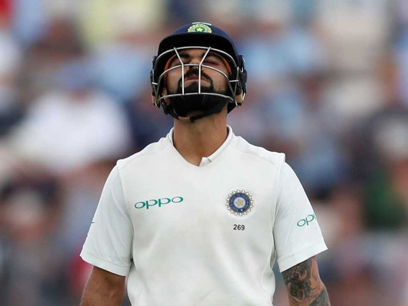 Virat Kohli Says India's Best Foot Forward Wasn't Good Enough Against England