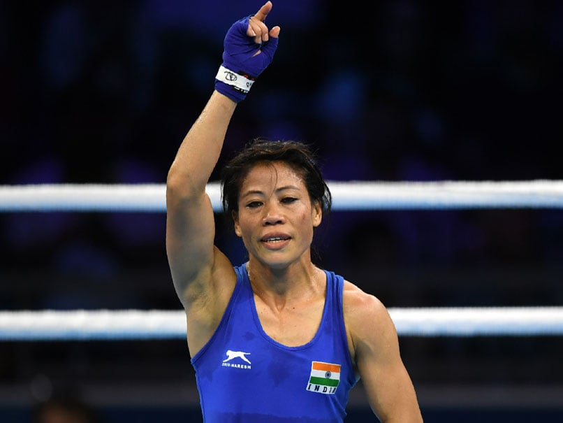 MC Mary Kom Recalls The Day She Won Bronze At The 2012 London Olympics