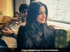 Sonali Bendre Is 'Stable And Following Her Treatment Without Complications,' Husband Goldie Behl Tweets