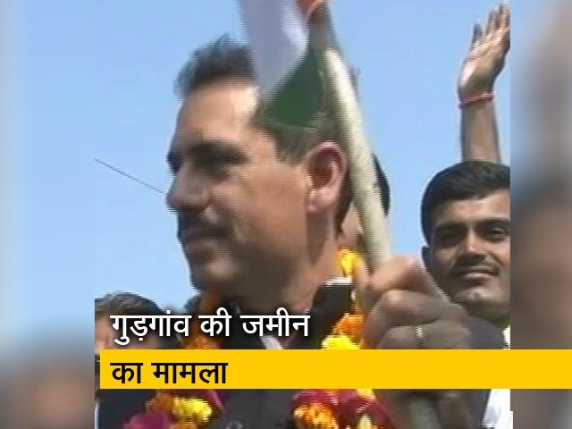 Videos : सोनिया गांधी के दामाद रॉबर्ट वाड्रा के खिलाफ केस