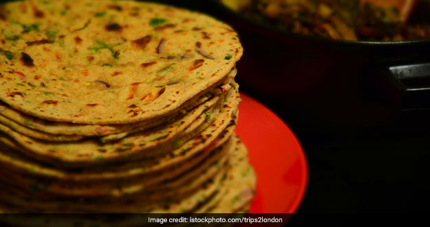 try this healthy bajra methi missi roti at home