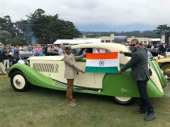 Indian Cars Shine Bright At The 2018 Pebble Beach Concours d'Elegance