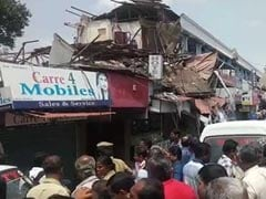 Three-Storey Building Collapses In Kerala's Palakkad, No Casualties Yet