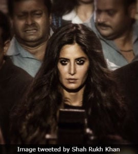 On Katrina Kaifs Birthday Shah Rukh Khan Shares Her First Look In