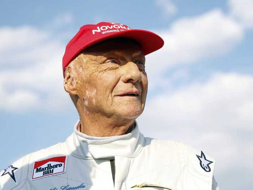 Niki Lauda In