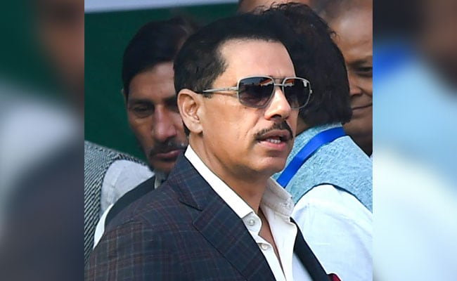 Interim Protection From Arrest To Robert Vadra's Aide Till February 6