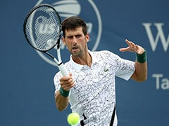 Cincinnati Masters: Novak Djokovic Overcomes Stomach Trouble, Alexander Zverev Exits
