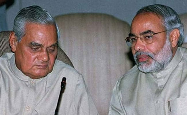 'Lost A Father Figure Today': PM Modi Mourns Atal Bihari Vajpayee's Death