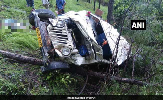 Two Dead, 10 Injured As Cab Falls Into Gorge In Uttarakhand