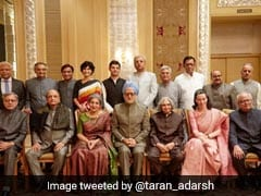 Anupam Kher Posts Pic Of 'Political Cast' Of <I>The Accidental Prime Minister</I>