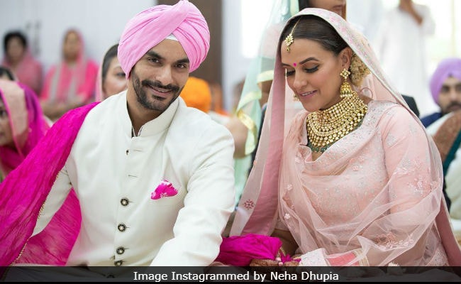 Neha Dhupia On The 600 Messages She Received 'Instead Of Congratulations' After Wedding Announcement