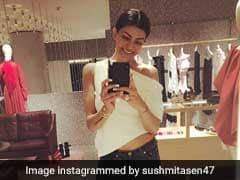 Sushmita Sen Just Made A Fan's Monday By Tweeting Him This