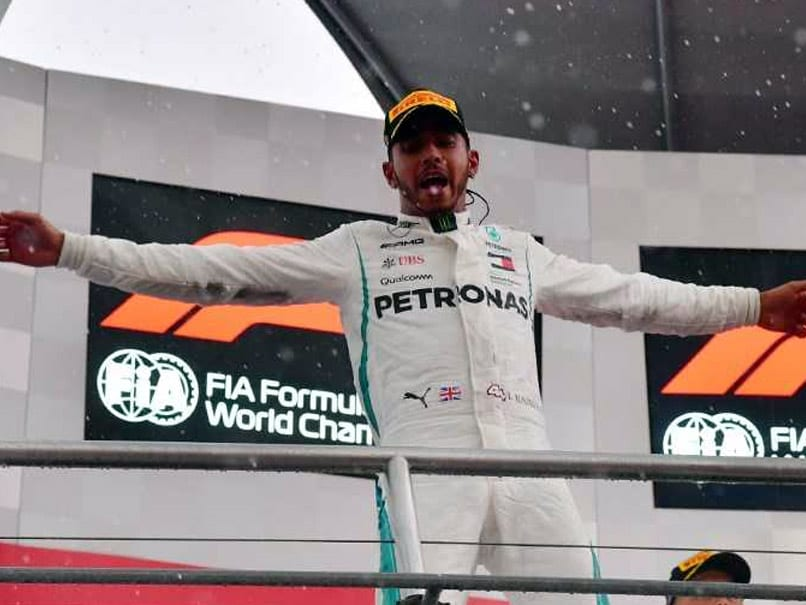 Lewis Hamilton Regains Title Lead After Stunning German Win