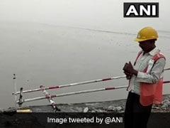 पटना में तेज रफ्तार स्कार्पियो गंगा में गिरी, 4 से 5 लोगों के डूबने की आशंका