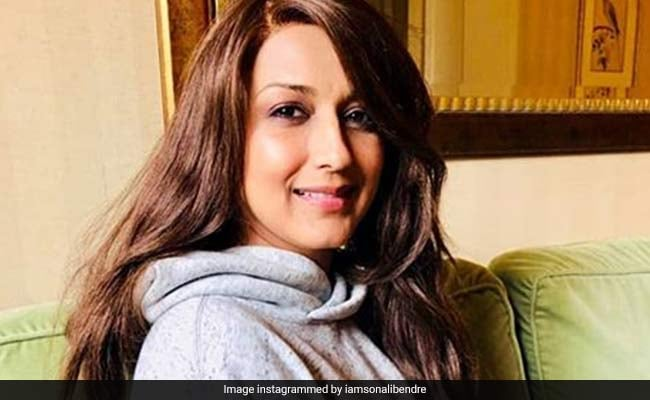 Sonali Bendre Shares New Look; Says It's Important To Do What Makes You Happy