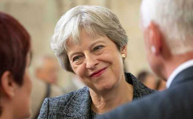 Theresa May Stands Firm On Her Brexit Plan, But Scepticism Persists