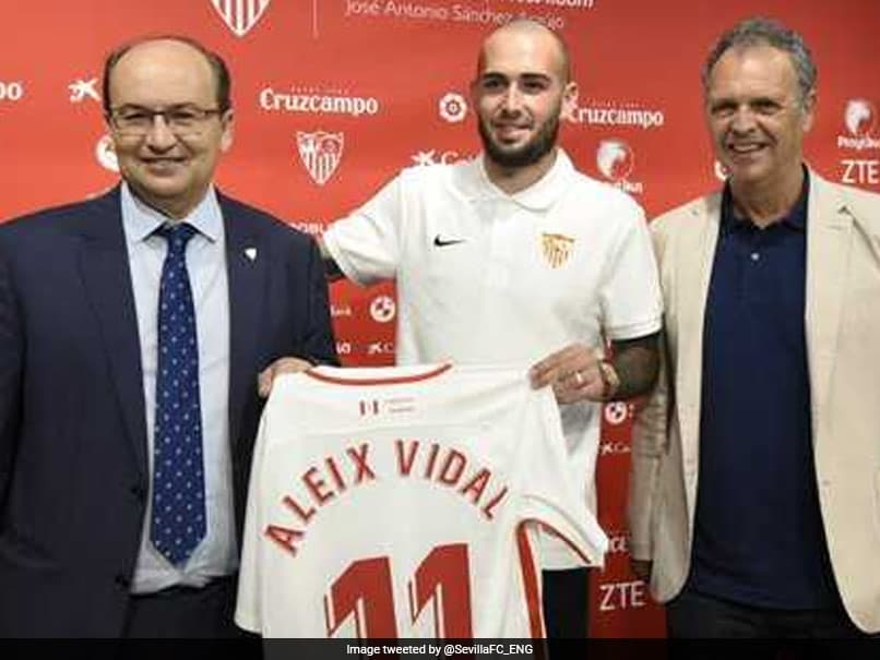 Aleix Vidal Happy With Sevilla FC Return