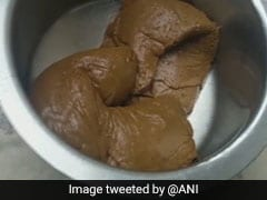 Viral Picture Of Gold Paste, Seized From Smugglers, Baffles The Internet