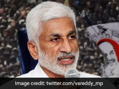 Vijayasai Reddy Named YSR Congress Parliamentary Party Leader