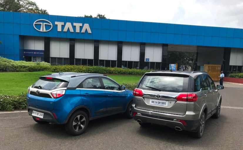 Tata Motors global wholesale stood at 89,912 units.